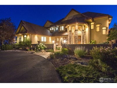 Severance Single Family Home For Sale: 39657 Hilltop Cir