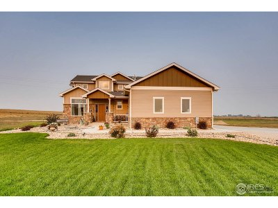 Severance Single Family Home For Sale: 39552 Hilltop Cir