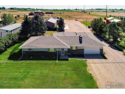 Longmont Single Family Home For Sale: 13550 Elmore Rd