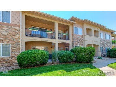 Boulder County Condo/Townhouse For Sale: 1703 Whitehall Dr #E