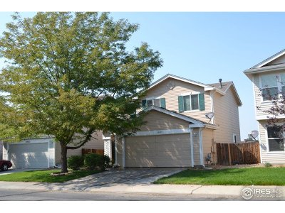 Longmont Single Family Home For Sale: 10695 Butte Dr