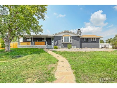 Longmont Single Family Home For Sale: 9165 Ute Hwy