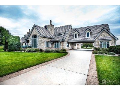 Single Family Home For Sale: 7670 Vantage View Pl