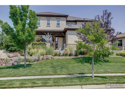 Broomfield Single Family Home For Sale: 3301 Traver Dr