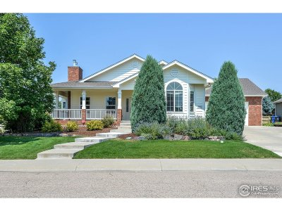 Larimer County Single Family Home For Sale: 1615 Tabeguache Mountain Dr