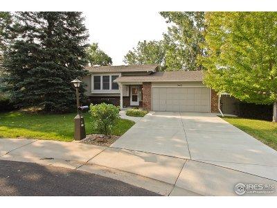Longmont Single Family Home For Sale: 3605 Kenyon Ln