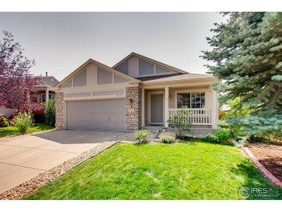 Longmont Single Family Home For Sale: 3517 Larkspur Dr
