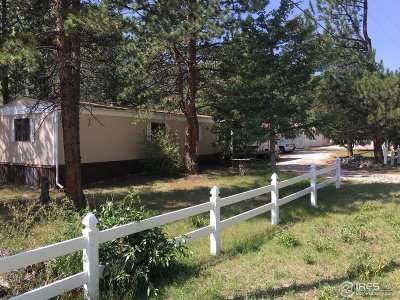 Bellvue Single Family Home For Sale: 29665 W Highway 14