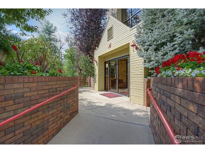 Boulder Condo/Townhouse For Sale: 315 Arapahoe Ave #203