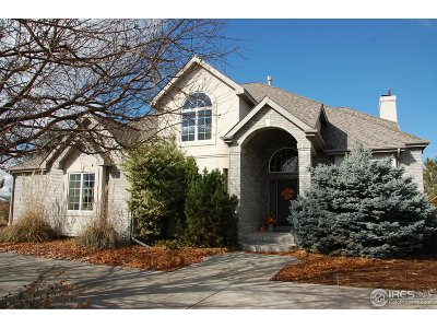 Fort Collins Single Family Home Active-Backup: 7753 Park Ridge Cir