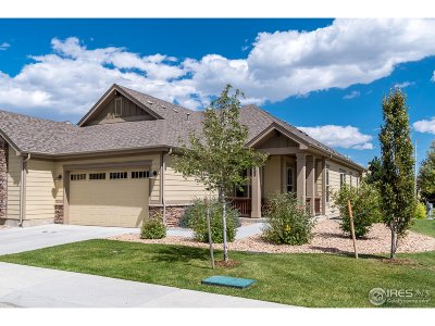 Longmont Condo/Townhouse For Sale: 4405 Angelina Cir