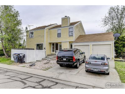 Longmont Multi Family Home For Sale: 1015 Hover St