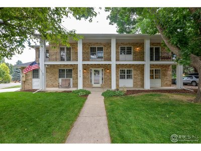 Fort Collins Single Family Home For Sale: 2112 Brookwood Dr