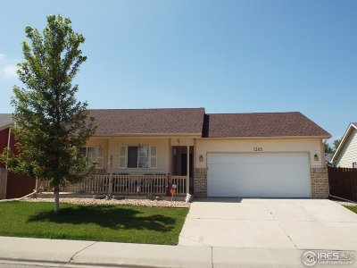 Milliken Single Family Home For Sale: 1305 S Growers Dr