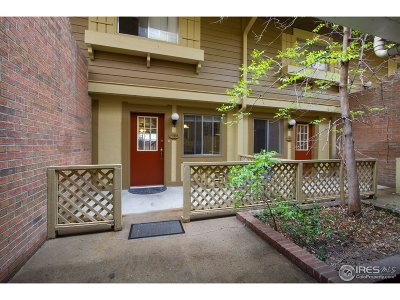 Boulder Condo/Townhouse For Sale: 3009 Madison Ave #105