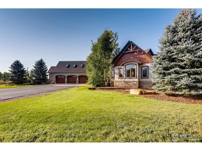 Single Family Home For Sale: 5775 Seldovia Rd