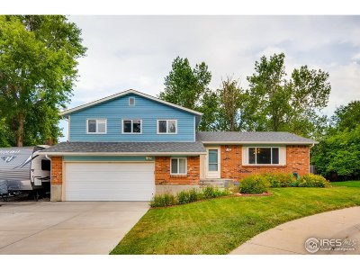 Arvada Single Family Home For Sale: 13932 W 73rd Pl