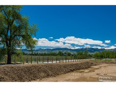 Longmont Residential Lots & Land Active-Backup: 2407 Summerlin Ct