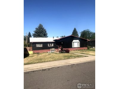 Loveland Single Family Home Active-Backup: 1108 Hilltop Dr
