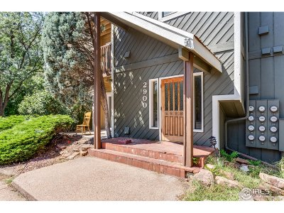 Boulder Condo/Townhouse For Sale: 2900 Shadow Creek Dr #202