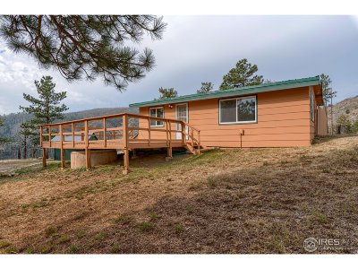 Bellvue Single Family Home For Sale: 11 Horsetooth Cir