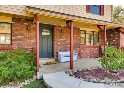 Boulder Single Family Home For Sale: 4647 Devonshire St