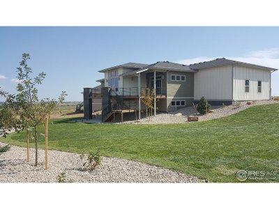 Severance Single Family Home For Sale: 3818 Bridle Ridge Cir