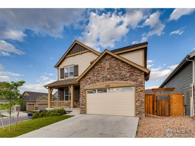 Berthoud Single Family Home For Sale: 2992 Cooperland Blvd