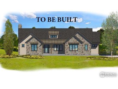Longmont Single Family Home For Sale: 13080 Woodridge Dr Rd
