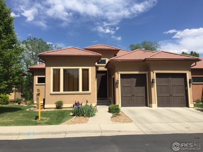 Fort Collins Single Family Home For Sale: 4014 S Lemay Ave #3