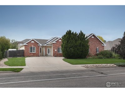 Greeley Single Family Home For Sale: 1913 79th Ave