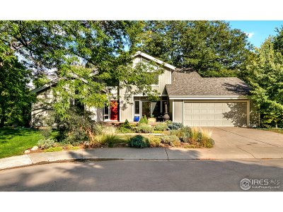 Fort Collins Single Family Home For Sale: 3700 Shelter Cv
