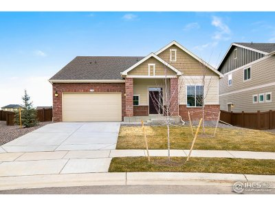 Timnath Single Family Home For Sale: 6122 Washakie Ct