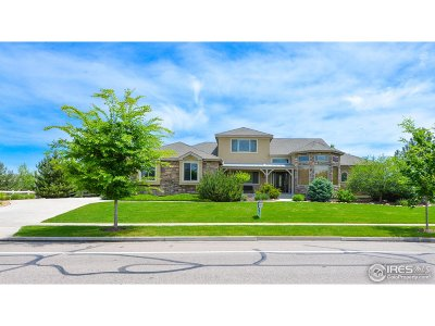 Fort Collins Single Family Home For Sale: 6508 E Trilby Rd