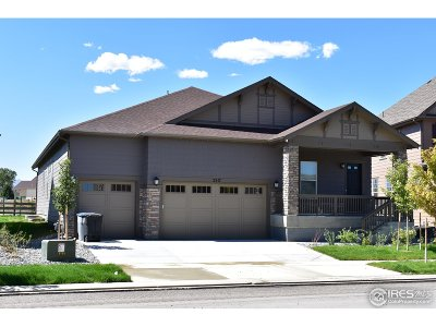 Longmont Single Family Home For Sale: 2317 Summerlin Ln