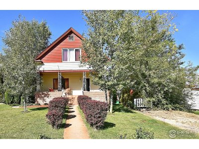 Greeley Single Family Home For Sale: 1015 18th Ave