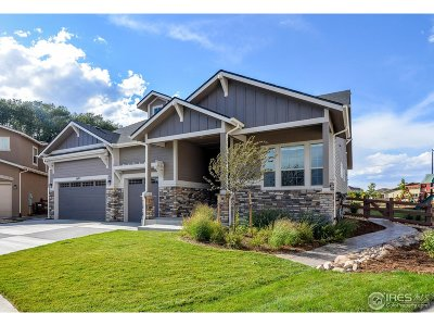 Fort Collins Single Family Home For Sale: 2602 Hawks Perch Ct