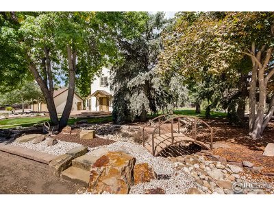 Timnath Single Family Home For Sale: 3733 S County Road 5