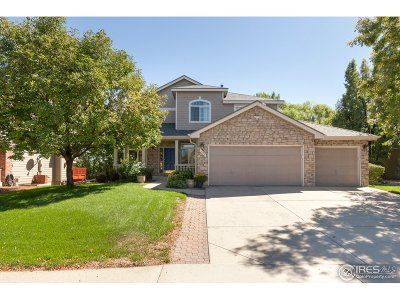 Single Family Home For Sale: 5406 White Willow Dr