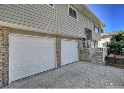 Fort Collins Single Family Home For Sale: 3242 Eagle Dr