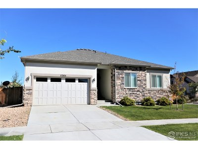 Longmont Single Family Home For Sale: 5385 Retreat Cir