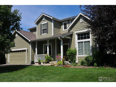 Longmont Single Family Home For Sale: 602 Americana Rd