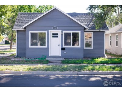 Sterling Single Family Home For Sale: 232 N 7th Ave