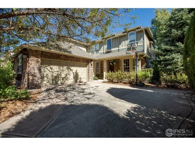 Fort Collins Single Family Home For Sale: 3300 Shallow Pond Dr