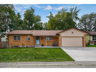 Arvada Single Family Home For Sale: 6402 W 82nd Dr