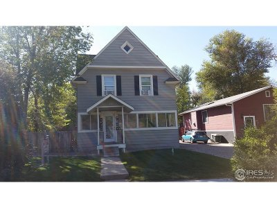 Greeley Multi Family Home For Sale: 1227 13th Ave