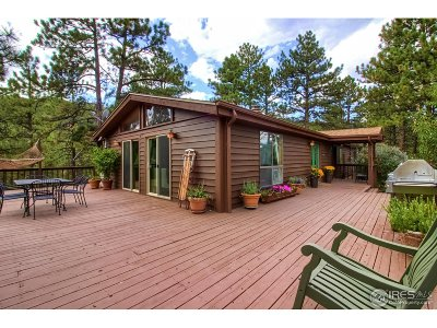 Boulder CO Single Family Home For Sale: $675,000