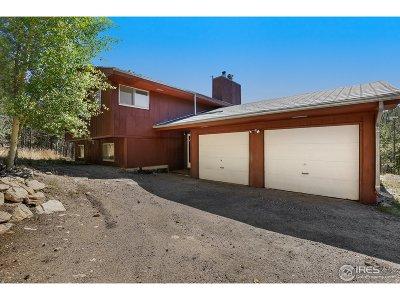 Golden Single Family Home For Sale: 11718 Sidney Rd