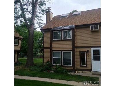 Loveland Condo/Townhouse For Sale: 985 W 10th St #B1