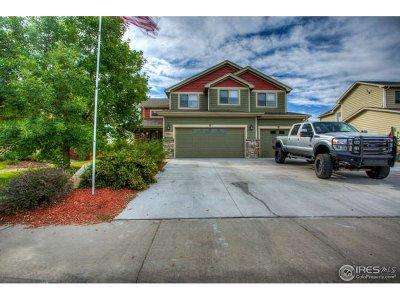 Greeley Single Family Home For Sale: 7200 W 23rd St Rd